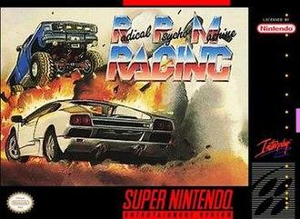RPM Racing - North American cover art