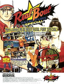 Real Bout Fatal Fury Special Wikipedia