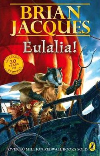 Eulalia! - UK first edition cover