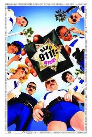 Reno 911!: Miami - Image: Reno 911 miami
