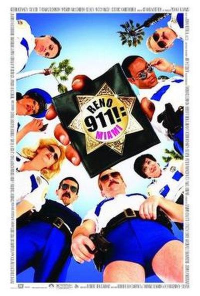 Picture of a movie: Reno 911!: Miami