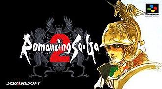 Romancing SaGa 2 - Super Famicom cover art