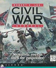Robert E Lee Civil War Geral cobrir art.jpg