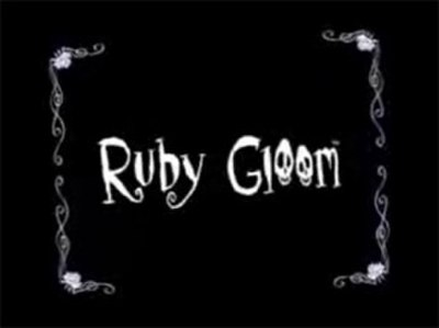 Picture of a TV show: Ruby Gloom