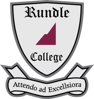 Rundle College Society - Image: Rundle Logo