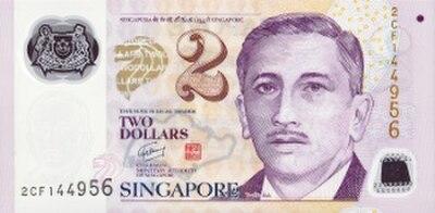 Singapore dollar