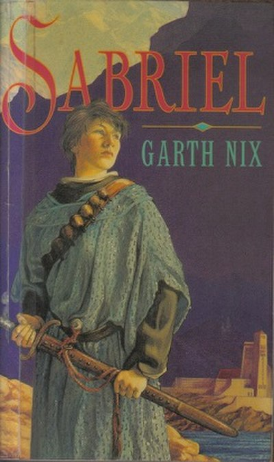 Picture of a book: Sabriel
