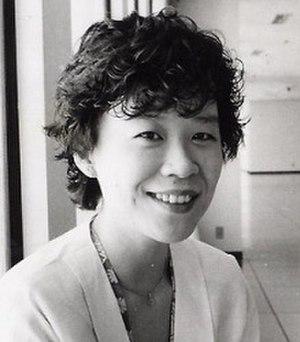 Saeko Himuro - Himuro in 1986.