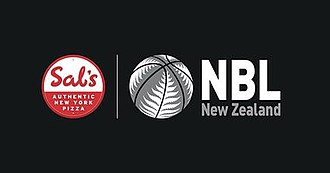 National Basketball League (New Zealand) - Image: Sal's NBL Logo