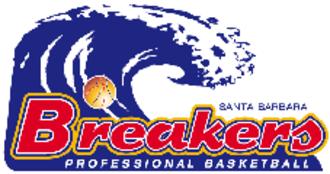 Santa Barbara Breakers - Image: Santa Barbara Breakers