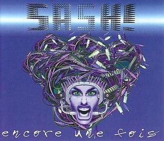 Sash! featuring Sabine Ohmes - Encore une fois (studio acapella)