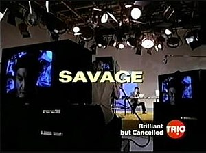 Savage (1973 TV film) - Title card