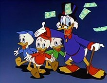 List Of Ducktales Characters Wikipedia