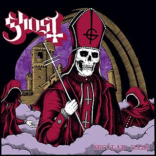 Secular Haze 2012 single by Ghost