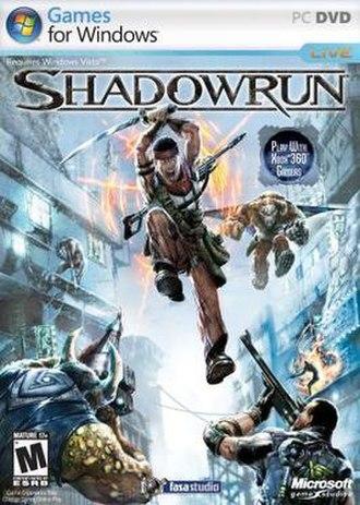 Shadowrun (2007 video game) - Shadowrun