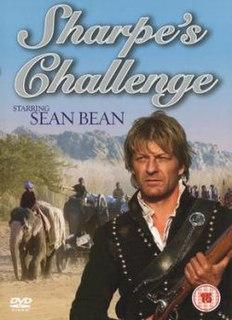 <i>Sharpes Challenge</i> 2006 film by Tom Clegg