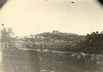 Shefa-'Amr - Shefa-'Amr, 1910