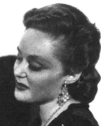 Barbara Slater (actress) - Slater as she appeared in Half-Wits Holiday.