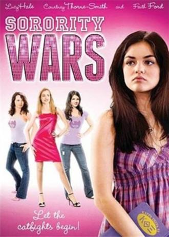 Sorority Wars - DVD cover