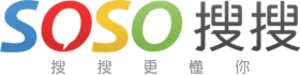 Soso (search engine) - Image: Soso Search Engine Logo