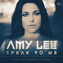 Speak to me amy lee song wikipedia speak to me ccuart Image collections