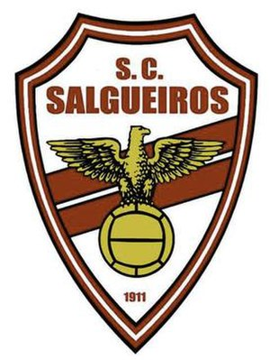 S.C. Salgueiros - Image: Sport Clube Salgueiros