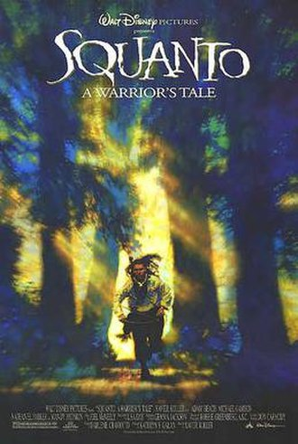 Squanto: A Warrior's Tale - Image: Squantoposter