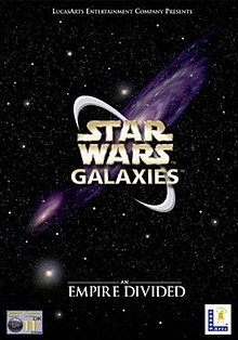 Star Wars Galaxies box art