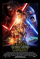 Picture of a movie: Star Wars: The Force Awakens