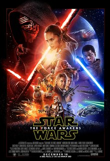 Star Wars The Force Awakens (2015) [Tamil] DM - Daisy Ridley, Carrie Fisher, Mark Hamill, Adam Driver