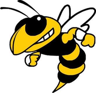 Starkville High School - Image: Starkville High School Yellowjacket