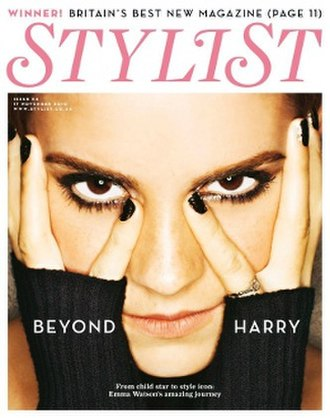 Stylist (magazine) - Image: Stylist (magazine) issue 54 cover