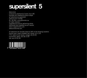 5 (Supersilent album)