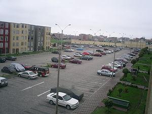 Santiago de Surco - Typical flats in Surco.