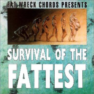 Survival of the Fattest - Image: Survival Of The Fattest albumcover