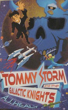 Image result for a j healy tommy storm and the galactic