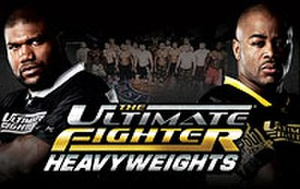 The Ultimate Fighter: Heavyweights - Image: TUF 10 promo