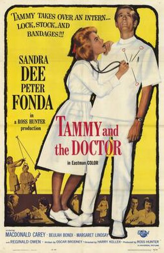 Tammy and the Doctor - Theatrical release poster