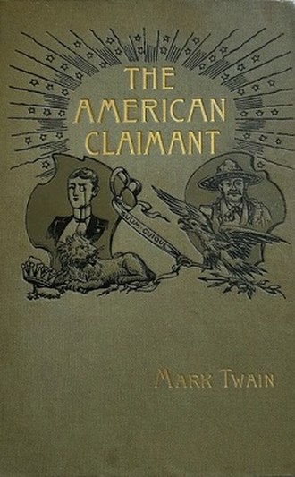 The American Claimant - First edition