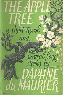 <i>The Birds and Other Stories</i> 1952 short stories by Daphne du Maurier