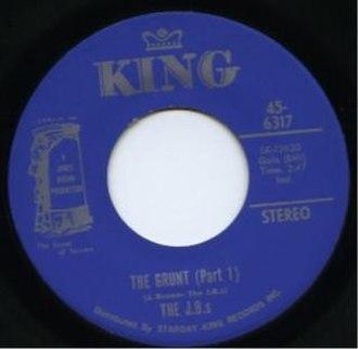 The Grunt - Image: The Grunt Single