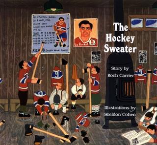 <i>The Hockey Sweater</i>