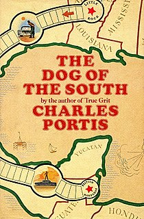 <i>The Dog of the South</i> Book by Charles Portis