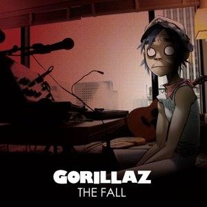 The Fall (Gorillaz album) - Image: The Fall (Gorillaz album) cover