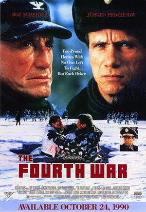 The Fourth War - Image: The Fourth War