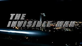 The Invisible Man (2000 TV series) - Pilot episode titlecard