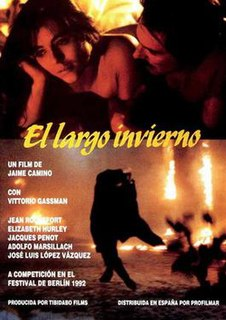<i>The Long Winter</i> (1992 film) 1992 film by Jaime Camino