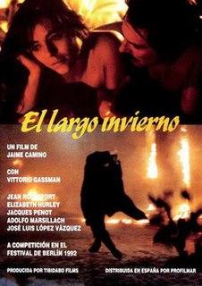 <i>The Long Winter</i> (1992 film) 1992 film by Jaime Camino