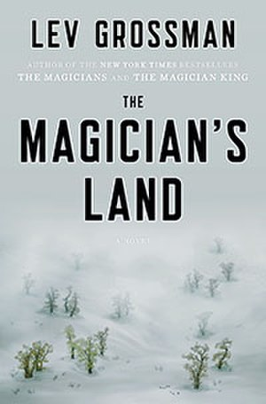 The Magician's Land - Cover of The Magician's Land
