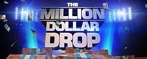 The Million Dollar Drop - Image: The Million Dollar Drop logo